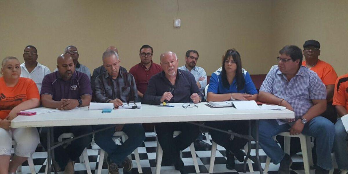 Líderes sindicales protestarán contra el Proyecto 938 en el Capitolio