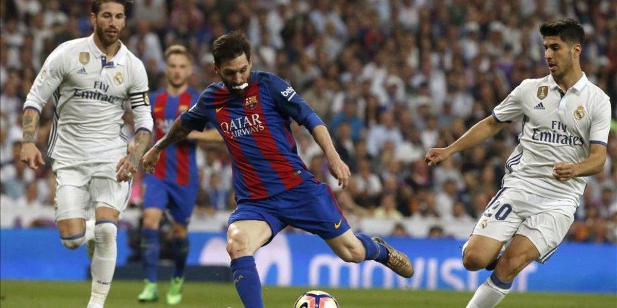 Messi revienta al Madrid y el Barça da un cantazo a La Liga