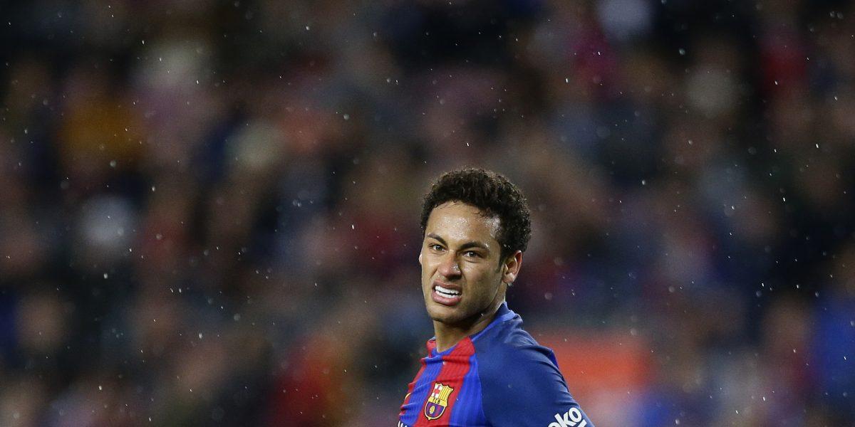 Barça deja a Neymar fuera de la convocatoria de El Clásico