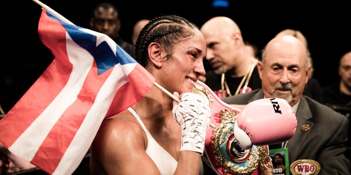 Amanda Serrano hace historia al ganar campeonatos mundiales en cinco categorías