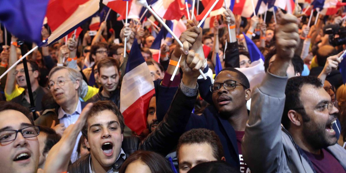 Macron y Le Pen se enfrentarán en segunda vuelta en Francia