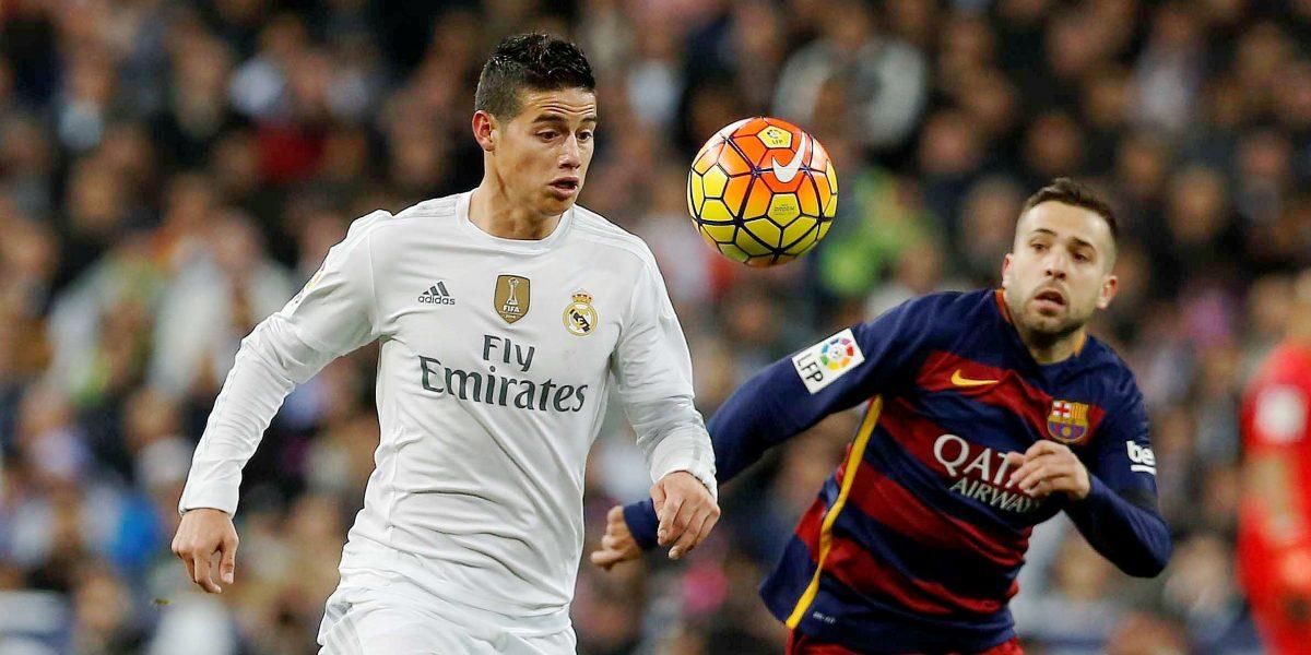 'Superclásico':  ¿Qué pasará con James y Neymar?