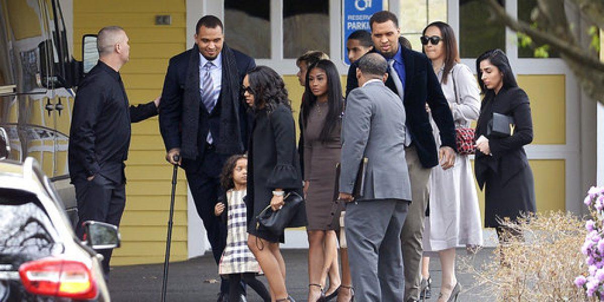 Despiden a Aaron Hernández en funeral privado