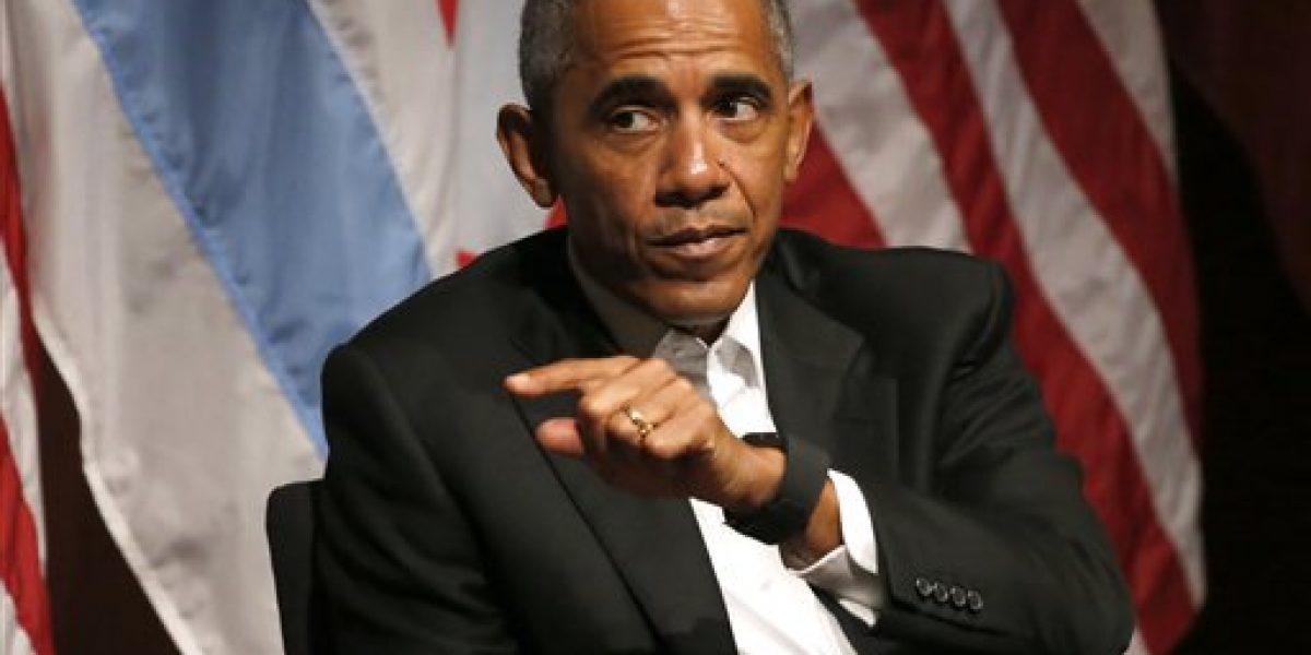 Obama recuerda sus tiempos de organizador comunitario