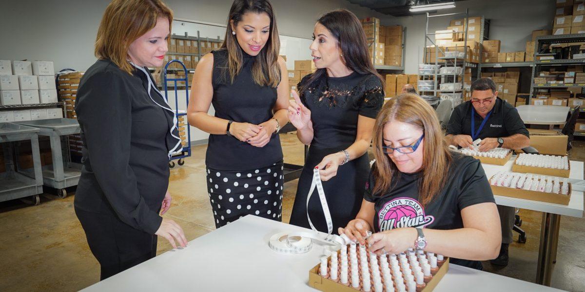 Empresa boricua exportará productos de belleza a Estados Unidos