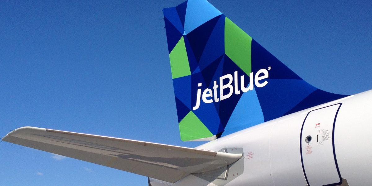 Jetblue recibe premio como mejor aerolínea de bajo costo
