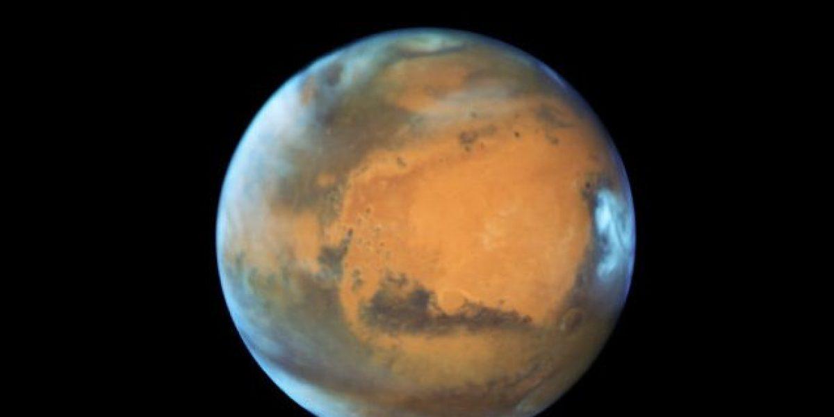 Trump desea que un estadounidense pise Marte
