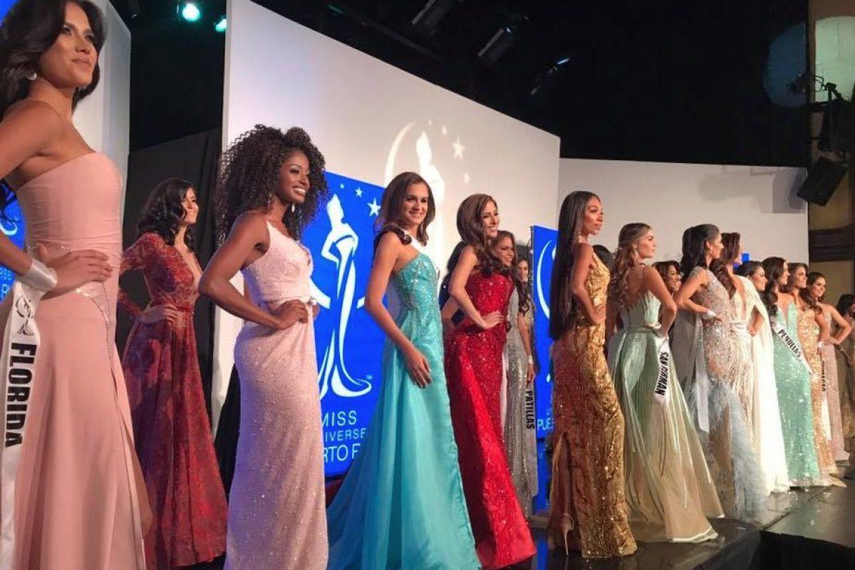 preliminar Miss Universe Puerto Rico 2017/ suministrada/ Héctor Joaquín