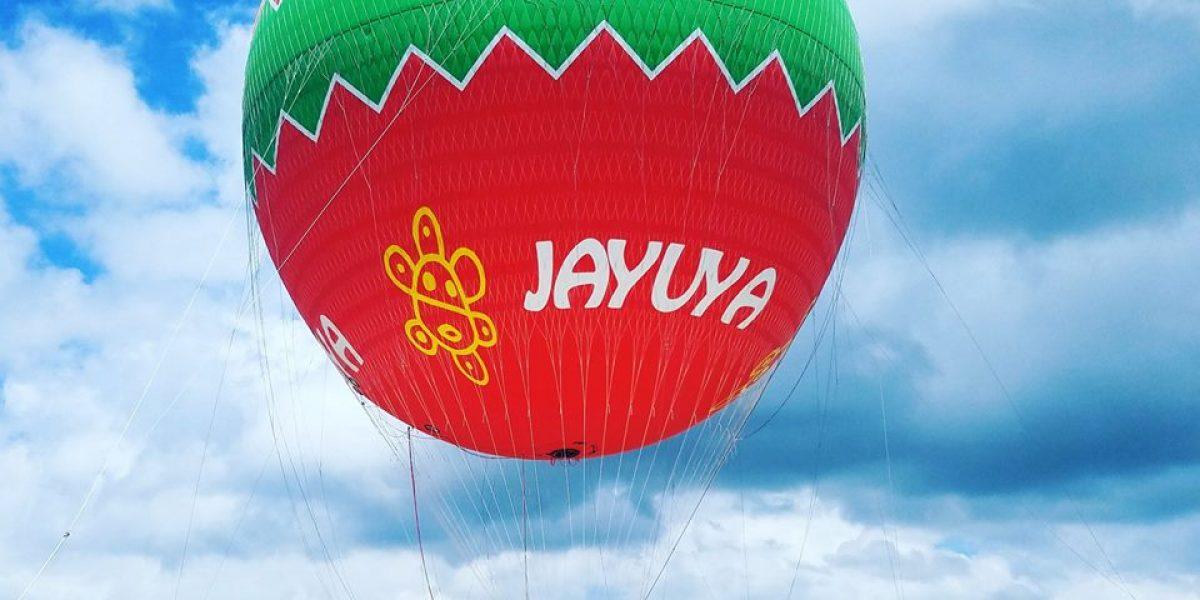 Inaugurarán primera fase de globo aerostático en Jayuya