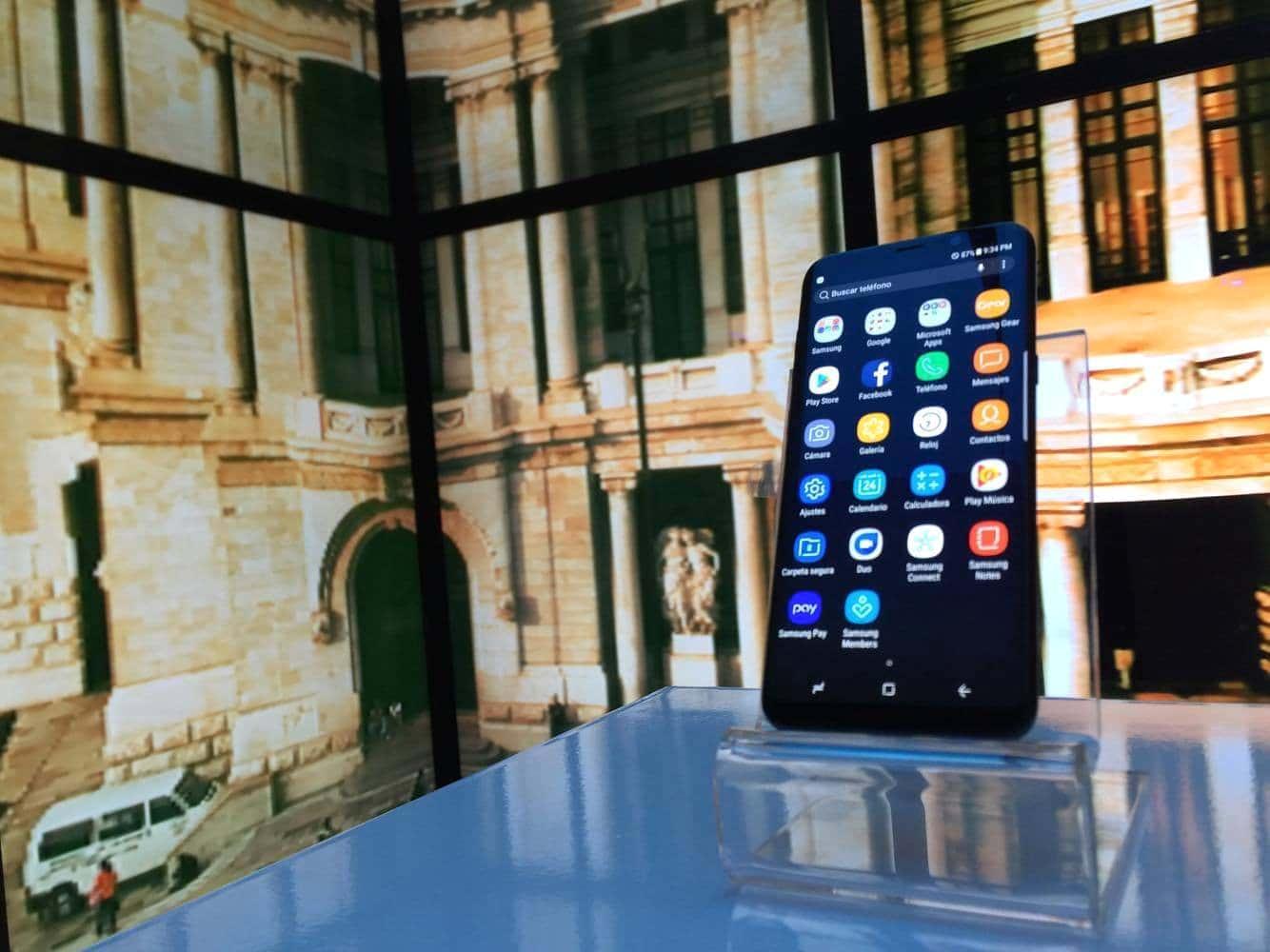 """El nuevo el Samsung Galaxy S8 te va a """"apantallar"""""""