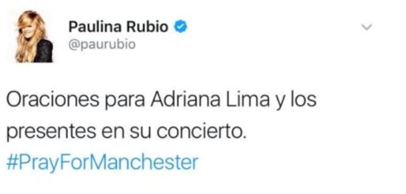 Paulina confunde a Ariana Grande con Adriana Lima, aquí los mejores memes