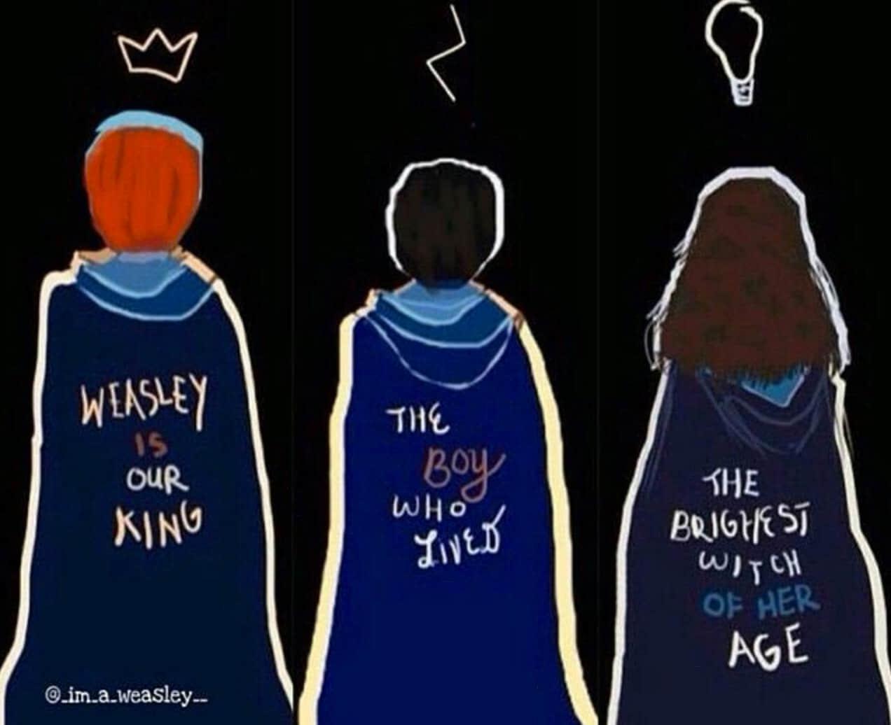 ¿Qué hacía el reparto de Harry Potter antes de la saga?