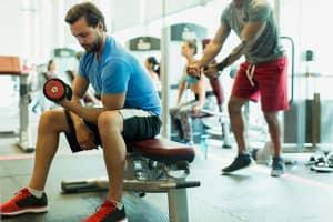 Cómo perder peso después de los 40