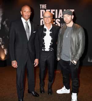 Eminem tiene barba, aparentemente por primera vez en su vida