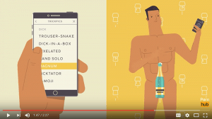 Pornhub lanza la 'app' TrickPics con filtros para tu 'amiguito'