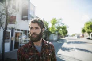Tener barba podría literalmente salvarte la vida, de acuerdo a un estudio