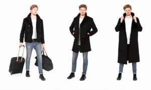 'Airport Jacket': la solución al exceso de equipaje