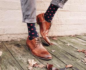 Tus calcetines revelan si eres exitoso