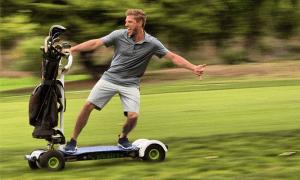 Surfea en los campos con tu Golfboard
