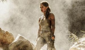 "Así se verá Alicia Vikander como ""Lara Croft"""
