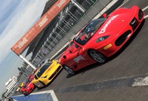 Así se vive el 1er Festival Ferrari del año