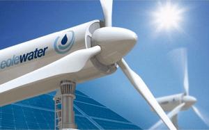 Esta tecnología saca agua del aire