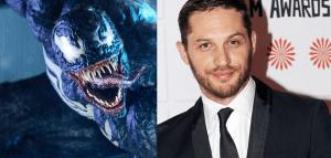 Tom Hardy será Venom en la nueva versión de Spiderman