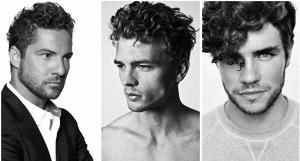 ¿Tienes cabello chino? peinados y cortes ideales para hombres con cabello rizado