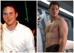 5 actores que perdieron sus kilos de más para convertirse en símbolos sexuales