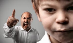 10 reglas para regañar a niños y no ser un mal padre