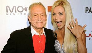 Las 7 esposas trofeo más famosas de Hollywood
