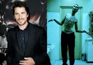 10 impactantes cambios físicos de los actores de Hollywood que hayamos visto