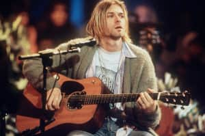 Kurt Cobain sigue siendo tendencia a 23 años de su muerte