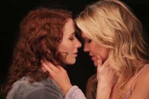 Los mejores besos mujer a mujer de la historia del cine
