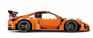 Un Porsche de colección...¡Hecho de LEGO!