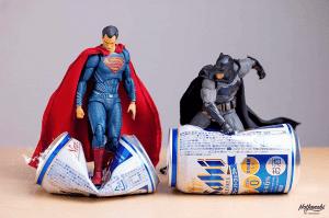 Hot Kenobi pone al descubierto la vida cotidiana de los superhéroes