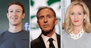 Personas exitosas: qué hacían a sus 25 años