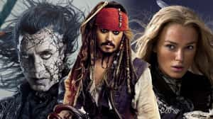Línea temporal de Pirates of the Caribbean