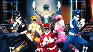 Todos los trajes de los Power Rangers