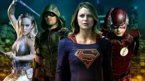 Parece que el siguiente crossover de CW incluirá las cuatro series