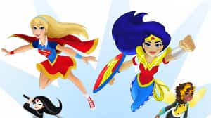 DC Super Hero Girls llegará a Cartoon Network en 2018