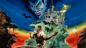 El nuevo póster japonés de la serie animada de Castlevania es muy familiar