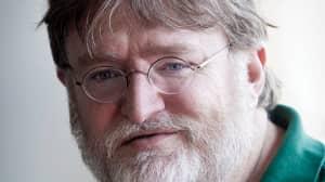 Gabe Newell dice que Valve sigue trabajando en títulos para un jugador