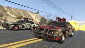 Una actualización con muchas balas llegará a GTA Online