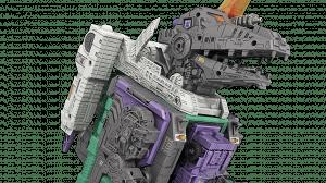 Hasbro revela una figura de Trypticon de Transformers