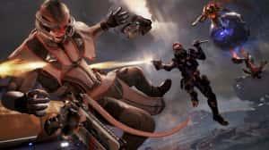 LawBreakers llegará a PS4 este año