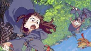 Se anuncia la fecha de estreno de Little Witch Academia en Netflix