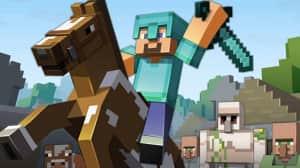 Minecraft tiene 55 millones de jugadores al mes
