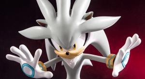 Una nueva figura de Silver the Hedgehog es revelada