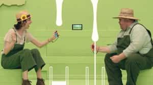 Reporte: Nintendo acepta reto de ordeñar vacas reales